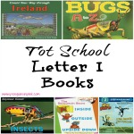 TN Tot School Letter I Books