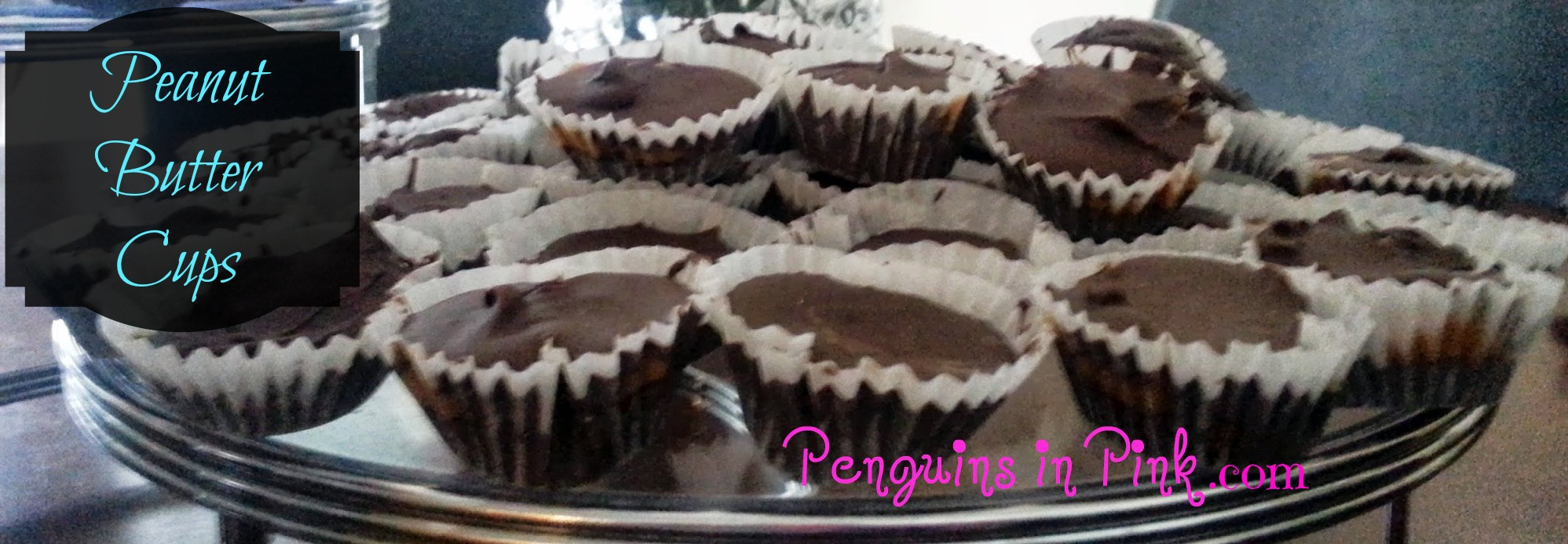 Homemade Peanut Butter Cups.  So chocolaty and delicious and much, much better than Reese's cups.