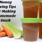 Money Saving Tips for Making Homemade Stock