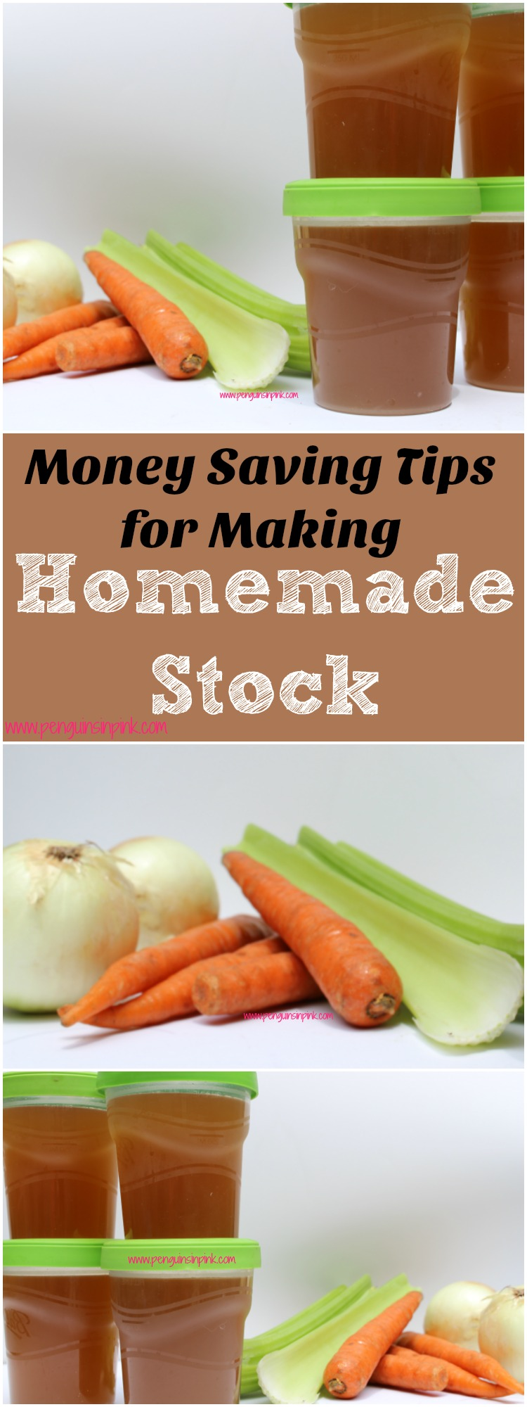Money Saving Tips for Making Homemade Stock Making homemade stock saves you money, using these simple and easy tips will save you even more!