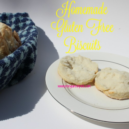 Homemade Gluten Free Biscuits