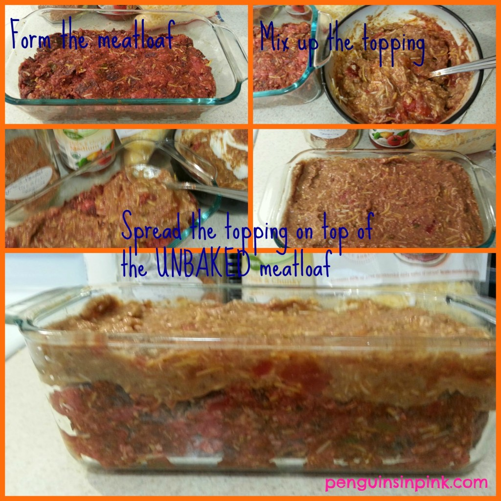 Taco Meatloaf - it ain't pretty but it sure is tasty - If your family likes tacos or Mexican food you have got to try this Taco Meatloaf, serve a side salad with it for a yummy dinner and a shake up to your typical, boring Taco Tuesdays