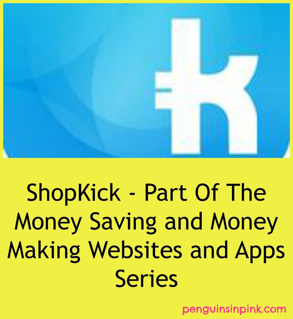 ShopKick - Part Of The Money Saving and Money Making Websites and Apps Series - Earn kicks just for being in your favorite stores! #shopkick #shopping