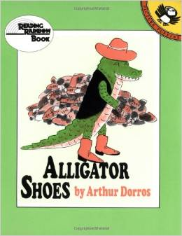 Alligator Shoes by Arthur Dorros