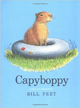 Capyboppy by Bill Peet