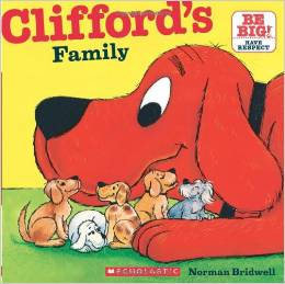 Clifford's Family by Norman Bridwell