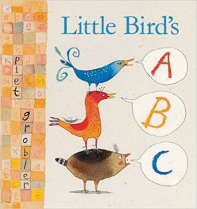 Little Bird's ABC by Piet Grobler