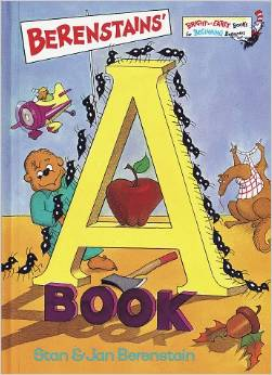 The A Book by The Berenstains