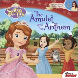The Amulet and the Anthem by Catherine Hapka