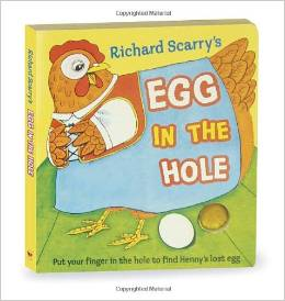 Egg in the Hole by Richard Scarry