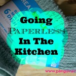 Going Paperless In The Kitchen