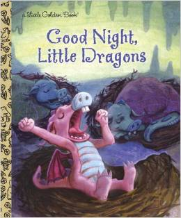 Good Night, Little Dragons by Leigh Ann Tyson