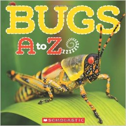 Bugs A to Z by Caroline Lawton