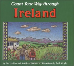 Count Your Way Through Ireland by Jim Haskins and Kathleeen Benson