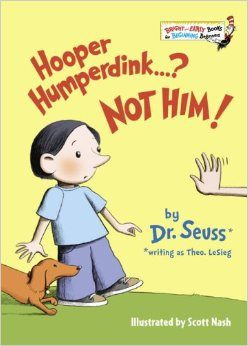 Hooper Humperdink Not Him by Theo LeSieg