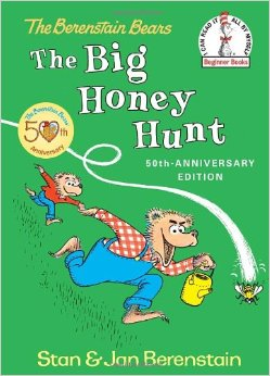 The Big Honey Hunt by Stan & Jan Berenstain