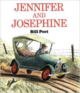 Jennifer and Josephine by Bill Peet
