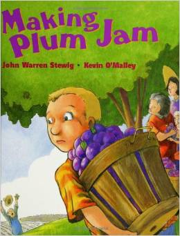 Making Plum Jam by John Warren Stewig