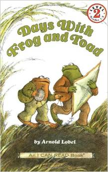 Days With Frog and Toad - The Kite by Arnold Lobel