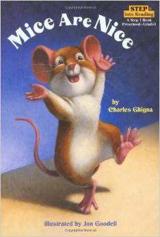 Mice Are Nice by Charles Ghigna