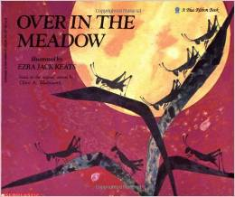 Over in the Meadow by Olive Wadsworth