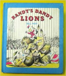 Randy's Dandy Lions by Bill Peet