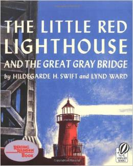 The Little Red Lighthouse and the Great Gray Bridge by Hildegarde H Swift