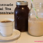 Homemade Chai Tea Concentrate - Make the perfect cup of hot or iced chai tea with this simple and delicious homemade chai tea concentrate recipe.