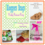 Bloggers Brags Weekly Pinterest Party Wk 78