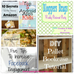 Bloggers Brags Weekly Pinterest Party Wk 79