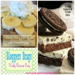 Bloggers Brags Weekly Pinterest Party Wk 85 - Come link up with us and have your posts seen on 7 blogs and find out our featured posts from last week plus my favorite! #linkyparty #linkup