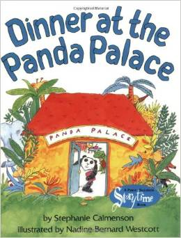 Dinner at Panda Palace by Stephanie Calmenson and Nadine Bernard Wescott