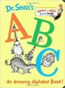 Dr. Seuss's ABC: An Amazing Alphabet Book by Dr. Seuss