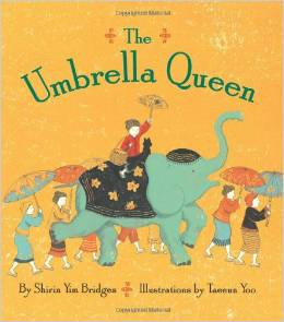 The Umbrella Queen by Shirin Bridges