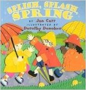 Splish, Splash, Spring by Jan Carr