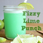 Fizzy Lime Punch