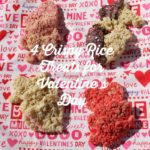 4 Crispy Rice Treats for Valentine's Day