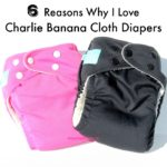6 Reasons Why I Love Charlie Banana Cloth Diapers