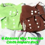 6 Reasons Why Trend Lab Cloth Diapers Rock