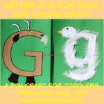 Letter G is for Goat and Goose Craft