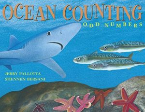 Ocean Counting: Odd Numbers by Jerry Pallotta
