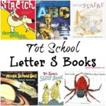 Tot School Letter S Books