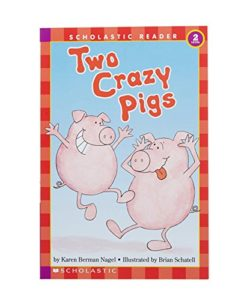 Two Crazy Pigs by Karen Berman Nagel