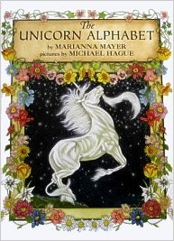 The Unicorn Alphabet by Marianna Mayer