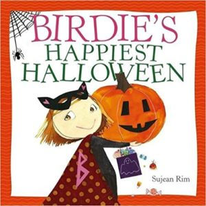 Birdie's Happiest Halloween by Sujean Rim