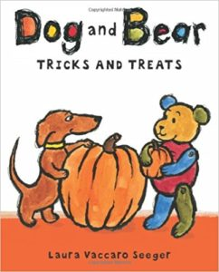Dog and Bear Tricks and Treats by Laura Vaccaro Seeger