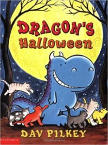 Dragon's Halloween by Dav Pilkey