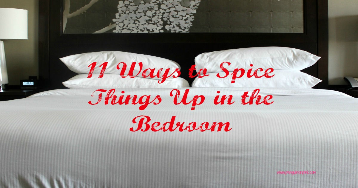Looking to rev up your sex life? Check out these 11 healthy and fun ways to spice things up in the bedroom. Try one tonight for an exciting night!