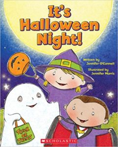 It's Halloween night! by Jennifer O'Connell