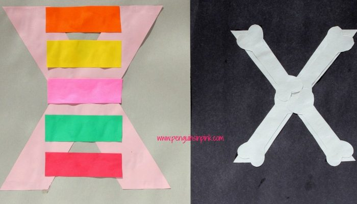 Letter X is for Xylophone and X-ray Craft
